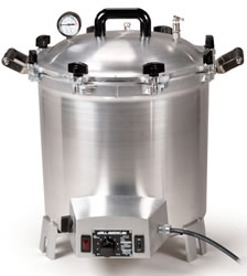 All American Electric Sterilizer 75X-240V