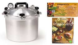 All American Pressure Cooker 921 21 Quart Canning Kit