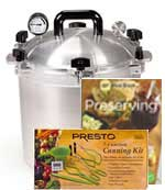 All American 921 21 Quart Pressure Canning Kit