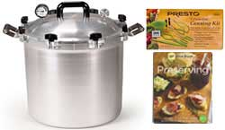 All American Pressure Cooker 941 41 Quart Canning Kit