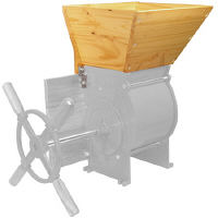 Weston Apple and Fruit Crusher Hopper