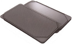 Chefs Design 3535 Reversible Grill/Griddle