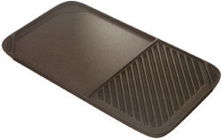 Chefs Design 6040 Side-by-Side Griddle/Grill
