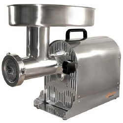 Weston #22 Stainless Steel Pro-Series Electric Meat Grinder