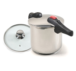 Chefs Design 10.9 Quart Pressure Cooker