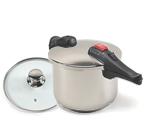 Chefs Design 9 Quart Pressure Cooker