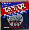 Tattler Replacement Regular Rubber Rings