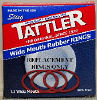 Tattler Replacement Wide Mouth Rubber Rings