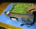 Electric Pea Sheller