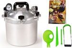 All American 910 10 Quart Pressure Canning Kit