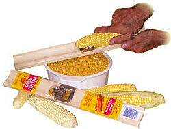 Wooden Corn Cutter by Lees